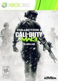 Modern Warfare 3: Collection 1 - Xbox 360 Live Game Add-On