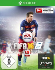 FIFA 16 (Xbox One) - Game Code