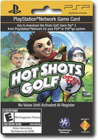 Hot Shots Golf: Open Tee 2 Game Code