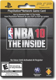 NBA 10 The Inside Game Code