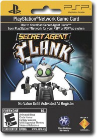 Secret Agent Clank Game Code