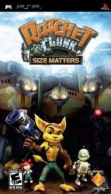 Ratchet and Clank: Size Matters Game Code