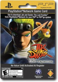 Jak and Daxter: The Lost Frontier Game Code