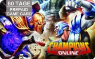 Champions Online 60 Tage Game Time