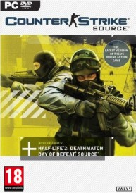 Counter Strike Source (Inkl Half Life 2 Deathmatch & Day of Defeat) - CD Key