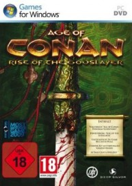 Age of Conan: Rise of the Godslayer AddOn (PC) Uncut  - CD Key