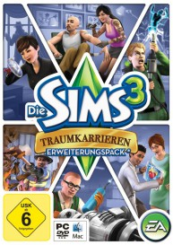 Die Sims 3 Traumkarrieren AddOn  (PC) - CD Key