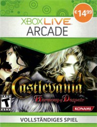 Castlevania® Harmony of Despair