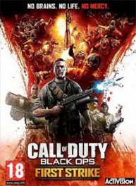Call of Duty: Black Ops (PC) First Strike Map Pack  - DLC Key