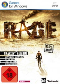 Rage Anarchy Edition (PC) Uncut - CD Key