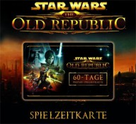 Star Wars: The Old Republic - 60 Tage Spielzeitkarte