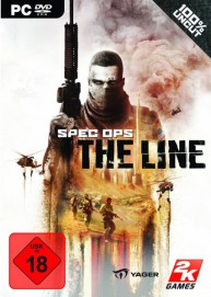 Spec Ops: The Line (PC) Uncut - CD Key