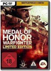 Medal of Honor: Warfighter - Limited Edition (PC) Uncut  - CD Key