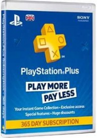 PlayStation Network Plus 12 Monate Mitgliedschaft (UK)