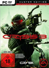 Crysis 3 - Hunter Edition (PC) Uncut - CD Key
