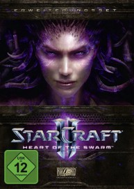StarCraft II: Heart of the Swarm (PC) Addon Key