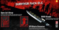Dead Island - Riptide (PC) Survivor Pack Addon - DLC Key