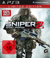 Sniper: Ghost Warrior 2 - Limited Edition (PS3) -  Key