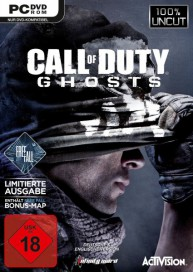 Call of Duty: Ghosts Free Fall Pre-Order Edition (PC) Uncut - CD Key