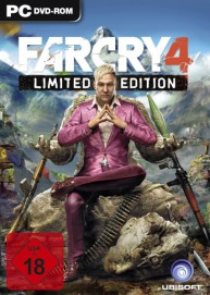 Far Cry 4 - Limited Edition (PC) 18er - CD Key
