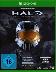Halo - The Master Chief Collection (Xbox One) - Game Code