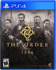 The Order: 1886 (PS4) Uncut - Game Code