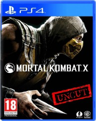 Mortal Kombat X (PS4) Uncut - Game Code