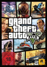 Grand Theft Auto V (PC) - CD Key
