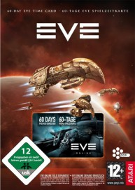 EVE Online 60 Tage Game Time