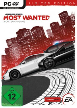 Need for Speed: Most Wanted - Limited Edition (PC)  - CD Key