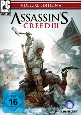Assassin's Creed 3 Deluxe Edition (PC) Uncut - CD Key